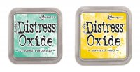 Distress oxide ink