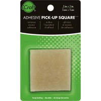 adhesive pick up square, icraft, limgnuggare, rengöring