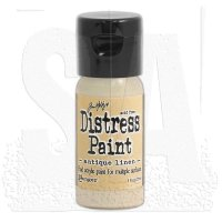 antique linen, distress paint, tim holtz