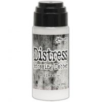 Distress embossing dabber - Embossingvätska i flaska från Tim Holtz / Ranger ink