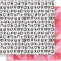 hugs and kisses, crate paper, xoxo, mönsterpapper,