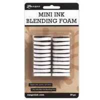 Replacement foam pads for Blending tool - Skumrondeller för blending tool från Tim Holtz / Ranger