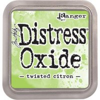 twisted citron, distress oxide ink, tim holtz