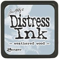 weathered wood, distress ink, tim holtz